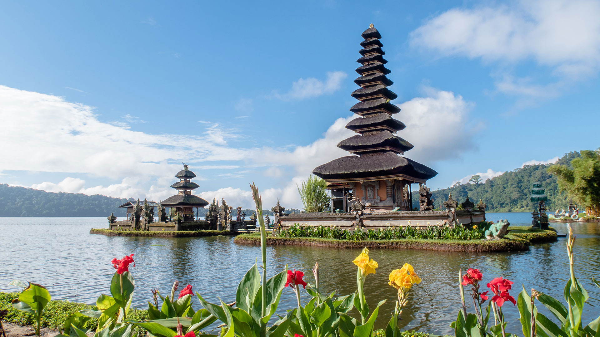 Circuit Indispensable Bali