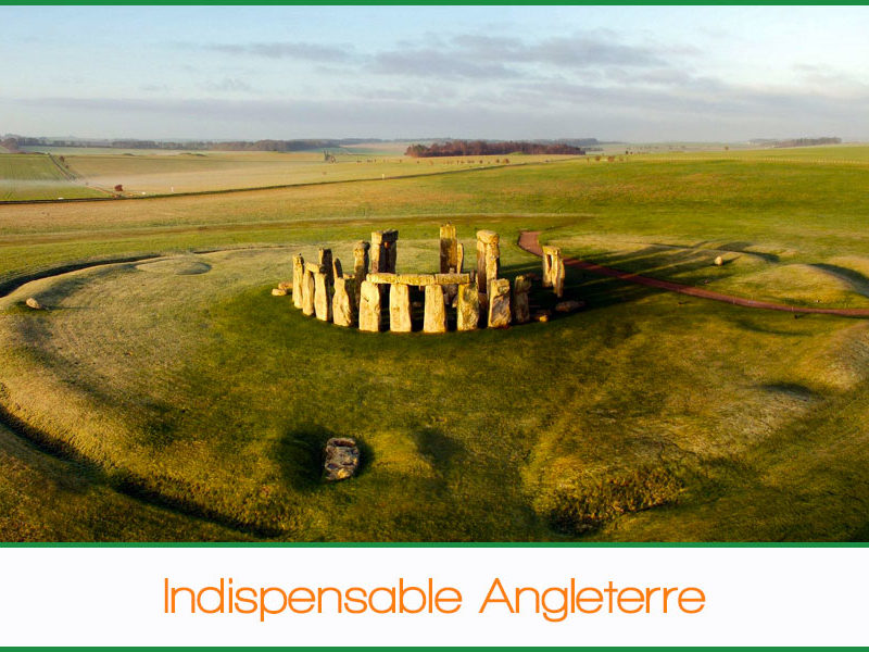 Indispensable Angleterre
