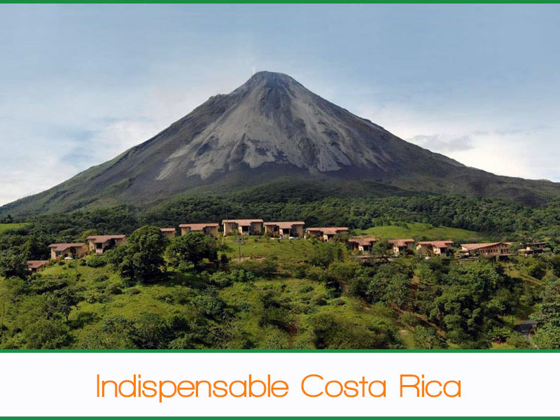 Indispensable Costa Rica