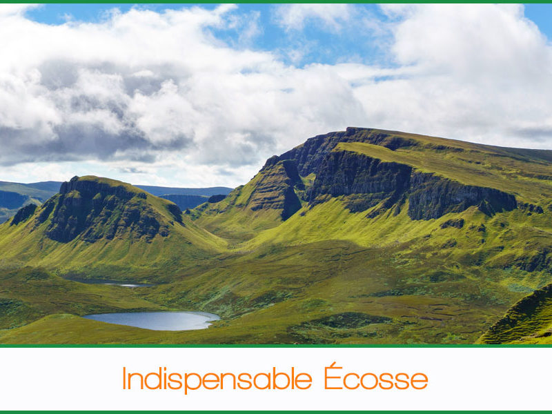 Indispensable Ecosse
