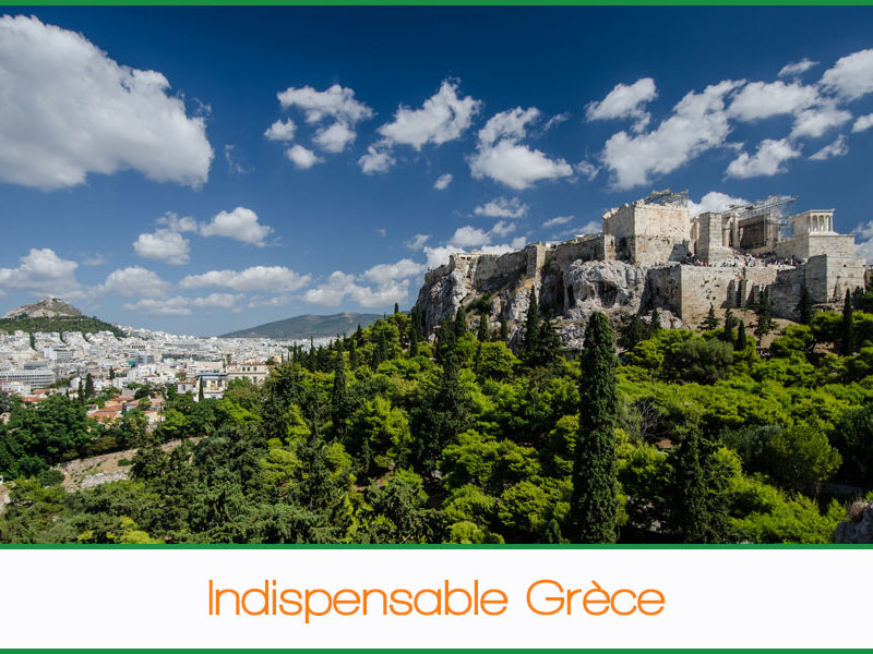 Indispensable Grece