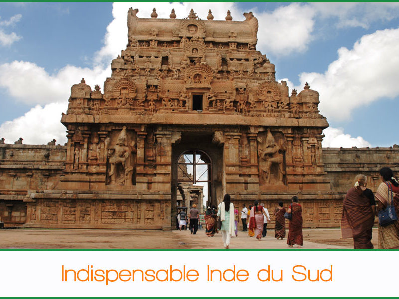 Indispensable Inde du Sud