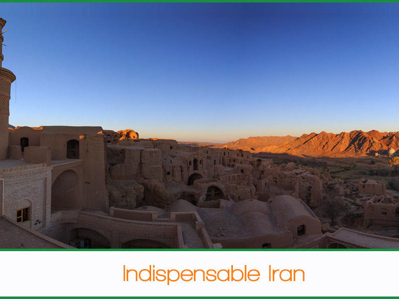 Indispensable Iran