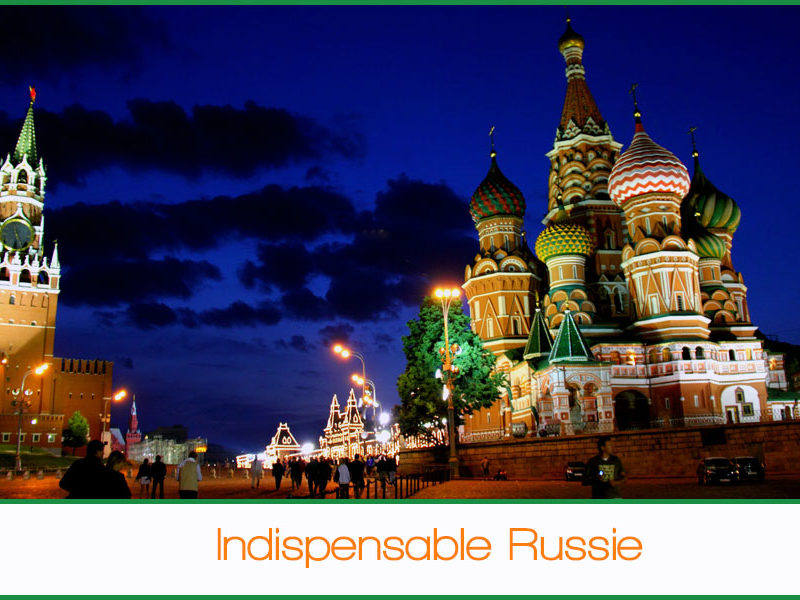 Indispensable Russie