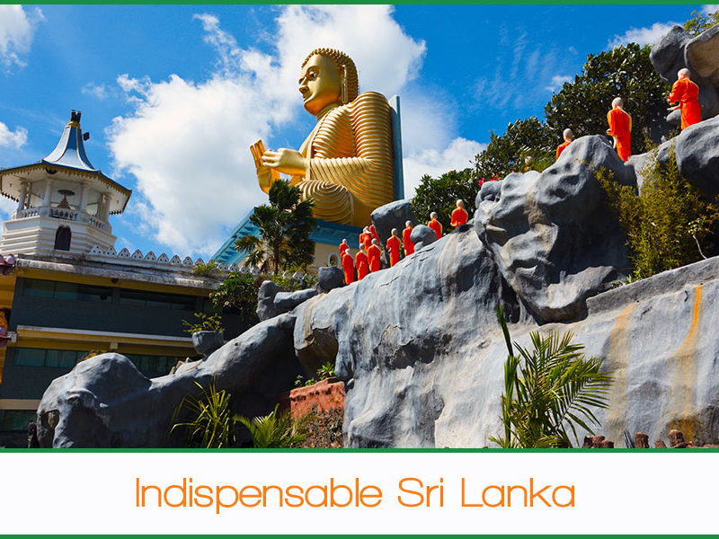 Indispensable Sri Lanka