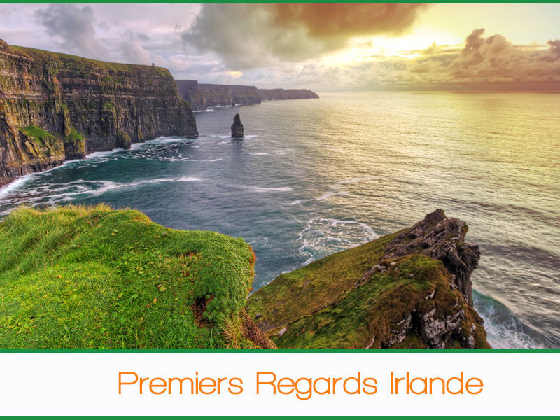 Premiers regards Irlande
