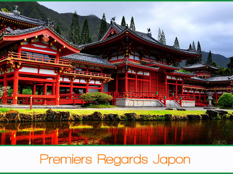 Premiers regards Japon