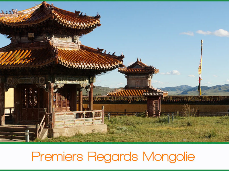 Premiers regards Mongolie